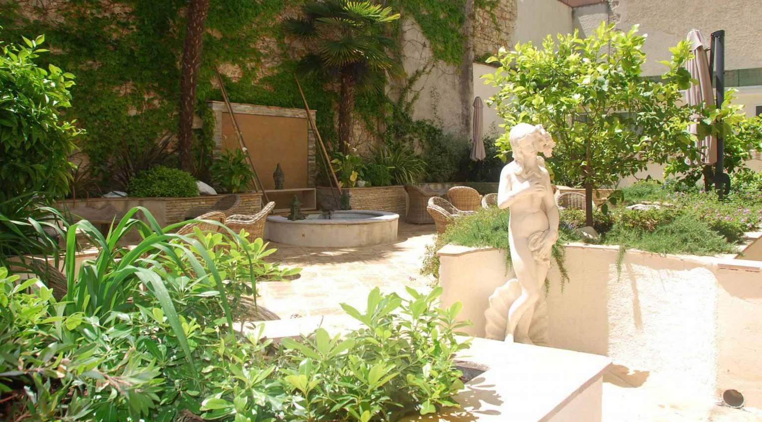 Garten desPatio